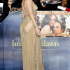 Kristen Stewart Looks Sizzling in a Sheer Gold Dress at the World Premiere of The Twilight Saga Part 2 Thumbnail