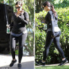 Kim Kardashian showed off her burgeoning belly as she ran errands in Beverly Hills Thumbnail